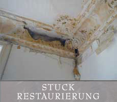 Stuckrestaurierung